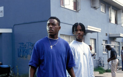 Menace II Society Directed by The Hughes Brothers (1993)